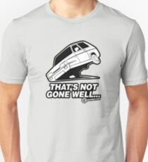 "Top Gear - Reliant Robin ""That's not gone well.."" T-Shirt"