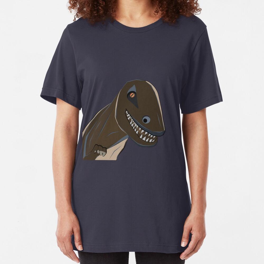 Dinosaur tee Slim Fit T-Shirt
