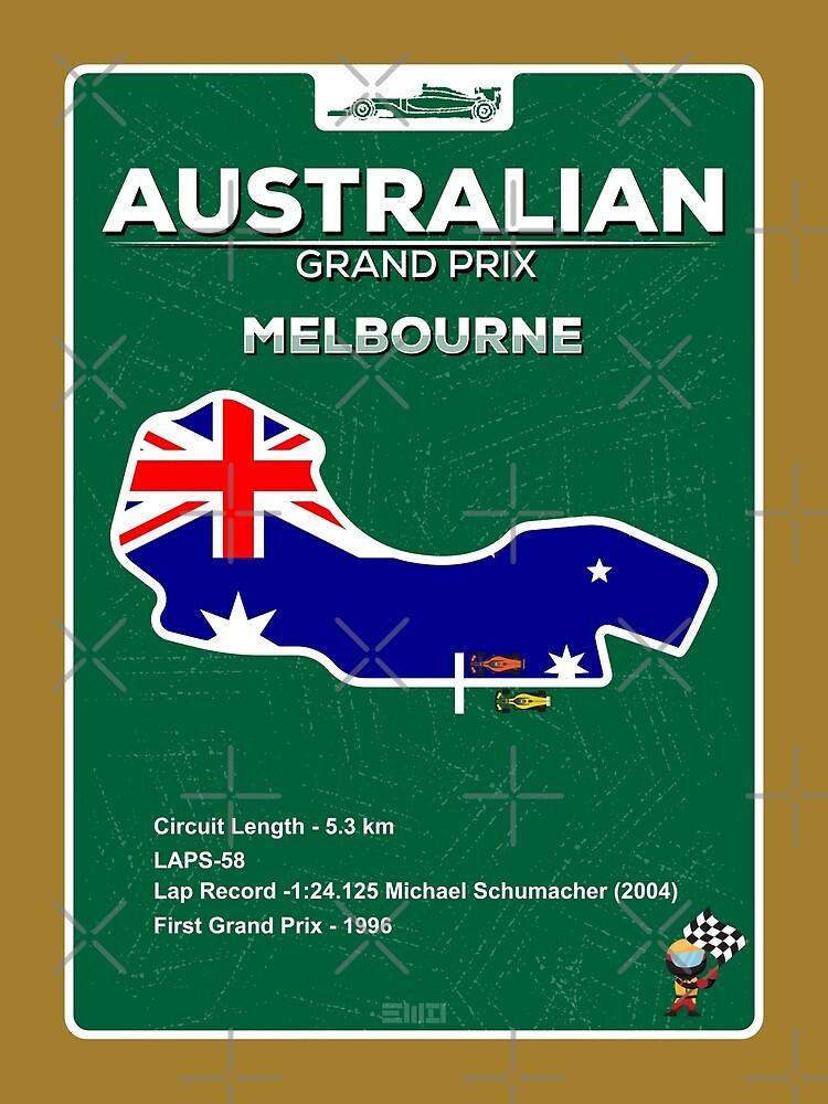 Australian Grand Prix by Keyur44
