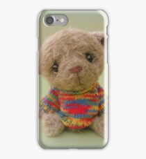 Chepcher - Handmade bears from Teddy Bear Orphans iPhone Case/Skin