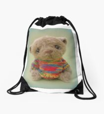 Chepcher - Handmade bears from Teddy Bear Orphans Drawstring Bag