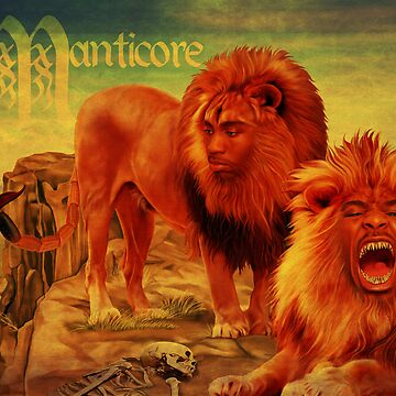 Manticores by iizzard