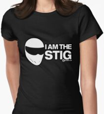 Top Gear - I am the Stig Women's Fitted T-Shirt