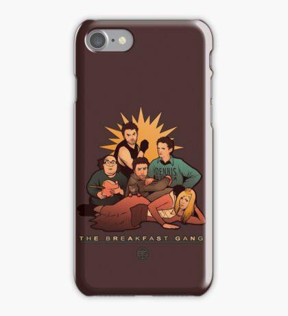The Breakfast Gang iPhone Case/Skin