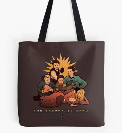 The Breakfast Gang Tote Bag