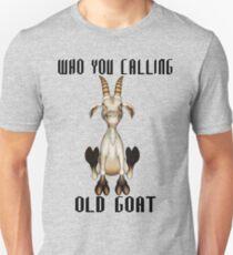 The Old Goat  Unisex T-Shirt