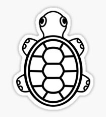 Baby Turtle v1.1 Sticker