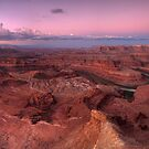 Dead Horse Point Sunrise by Wojciech Dabrowski