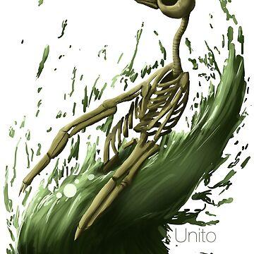 Death Penguin by Unito