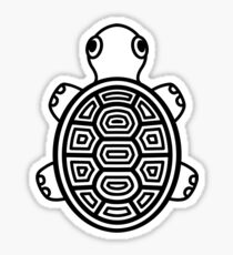 Baby Turtle v2.1 Sticker