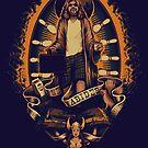He Abides by MeganLara