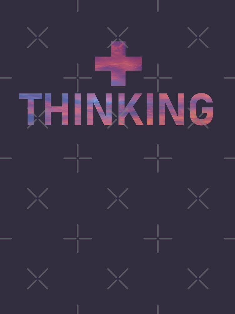 Positive Thinking by ninjainatux