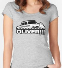 Top Gear - OLIVER!! Richard Hammond Women's Fitted Scoop T-Shirt