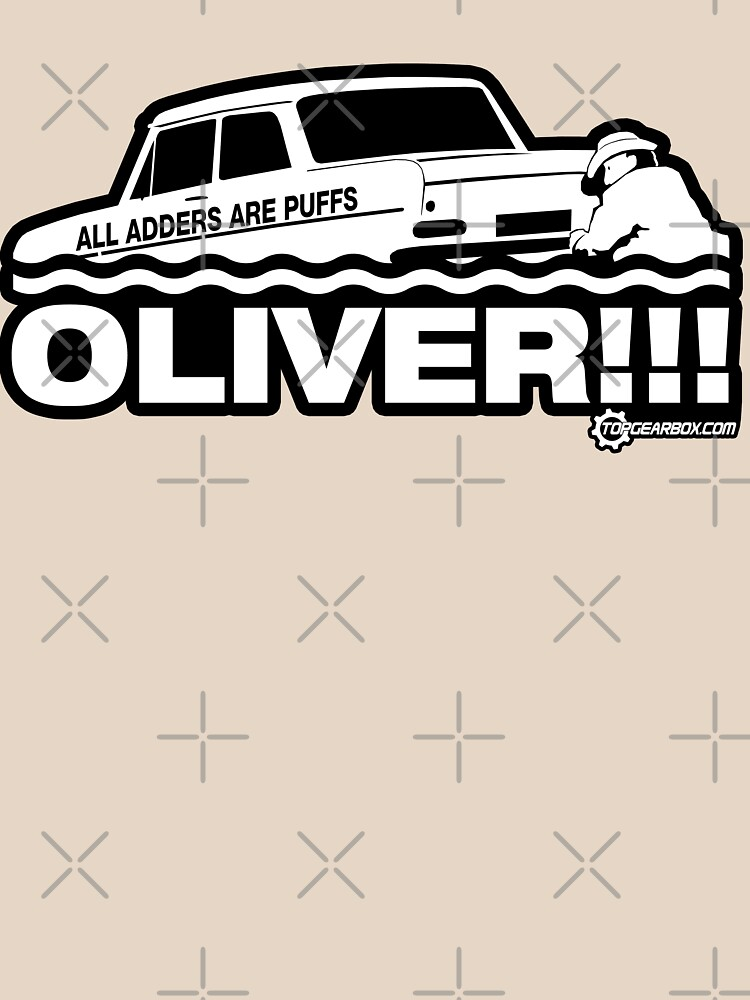 Top Gear - OLIVER!! Richard Hammond | Unisex T-Shirt