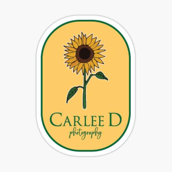 CarleeDPhotography Sticker