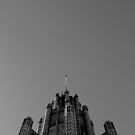 Looking Up - Manchester Unity Building by Jonathan Russell