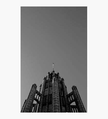 Looking Up - Manchester Unity Building Photographic Print