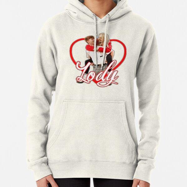 Katie P Hunt Ozuna Bear Logo Mens Hoodies Hooded Sweatshirt with Pocket Sweater Black