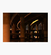 Under the Freeway Photographic Print