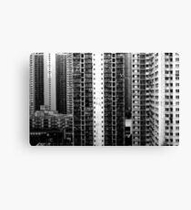 Stark, Hong Kong Canvas Print