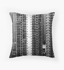 Stark, Hong Kong Throw Pillow