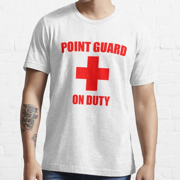 Point Guard on Duty Basketball Essential T-Shirt