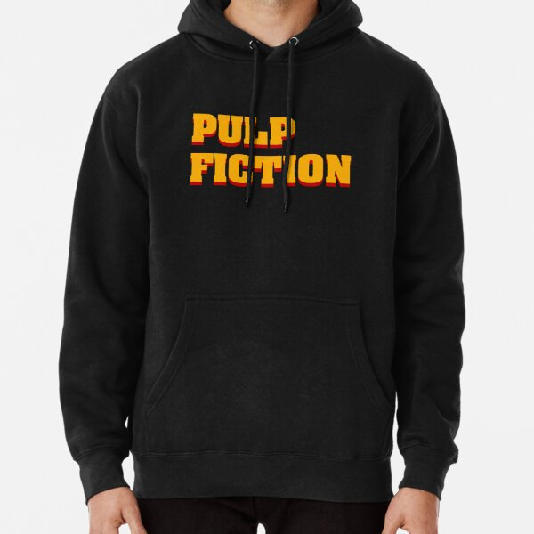 Pulp Fiction Sudadera con capucha