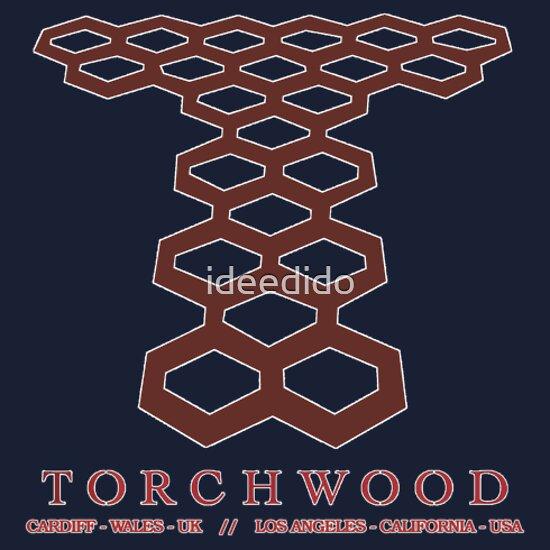 TShirtGifter presents: Torchwood UK & USA