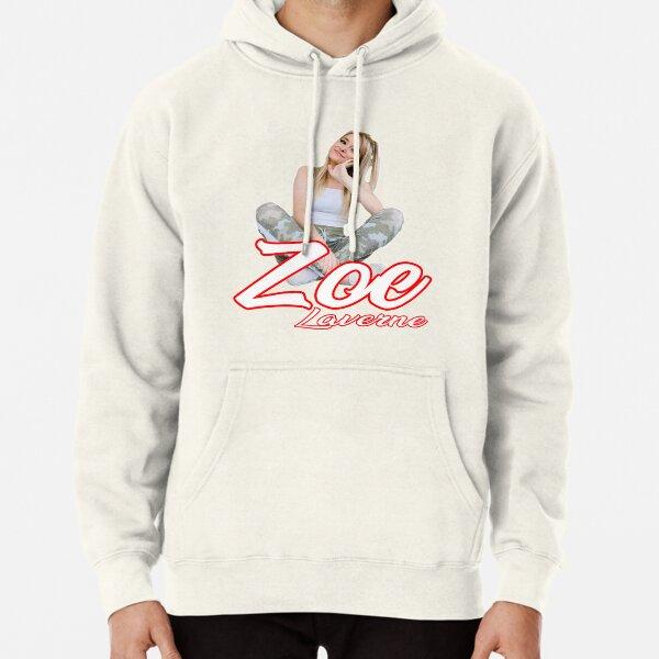 Zoe_Laverne Zody T Shirt Zody Hoodies Zody Merch Zody Valentine Pullover Hoodie