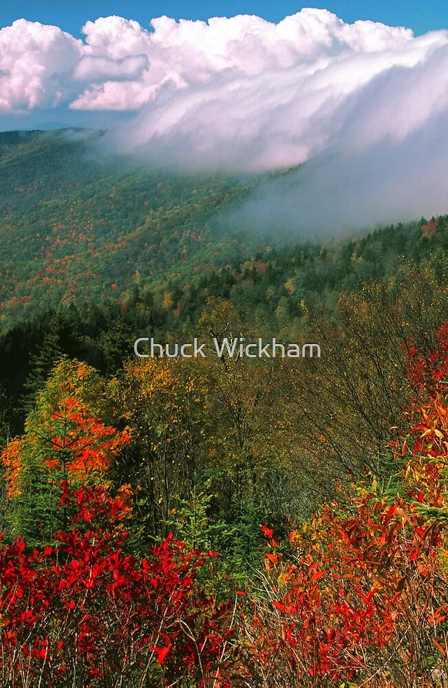 AUTUMN STORM by Chuck Wickham