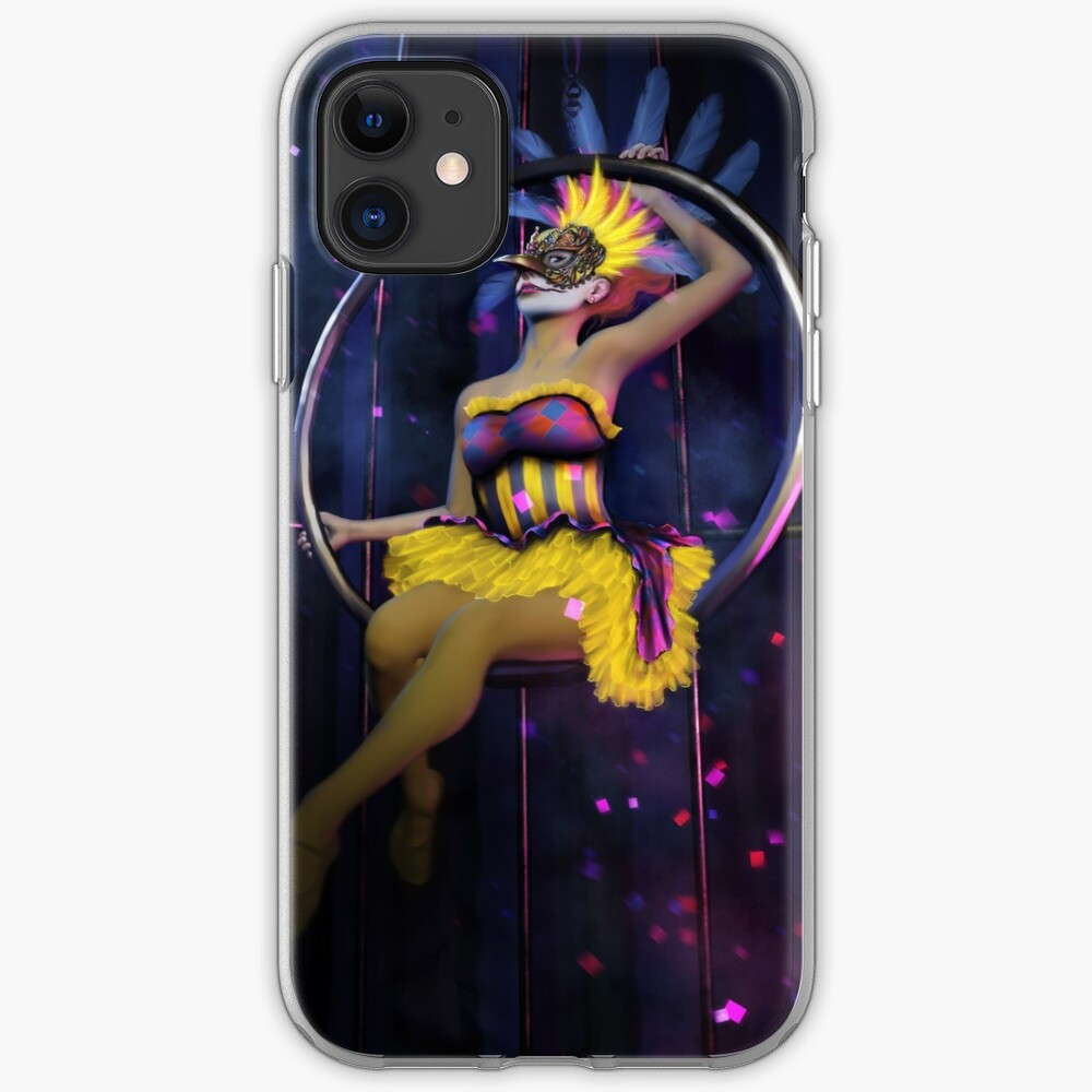 Ring Dancer iPhone Case & Cover