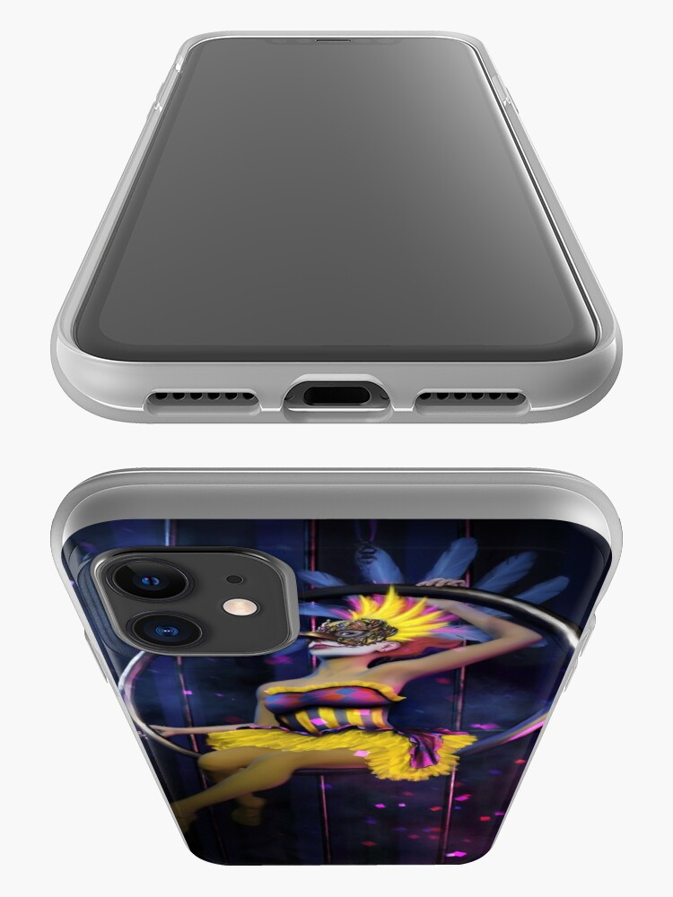 Alternate view of Ring Dancer iPhone Case & Cover