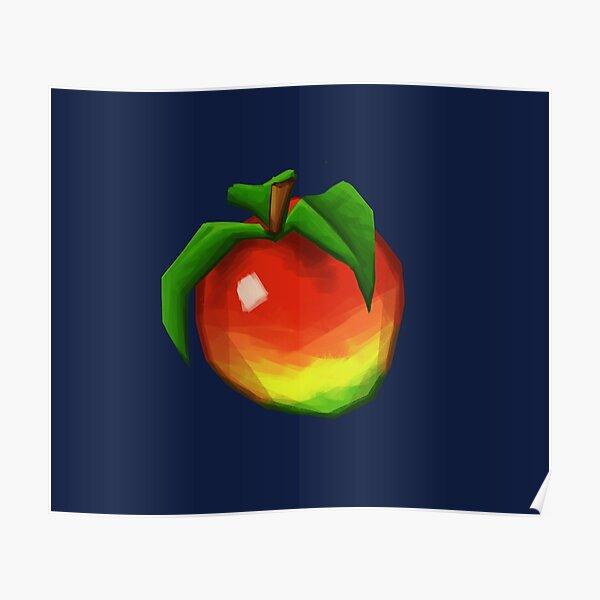 Wumpa Fruit Poster