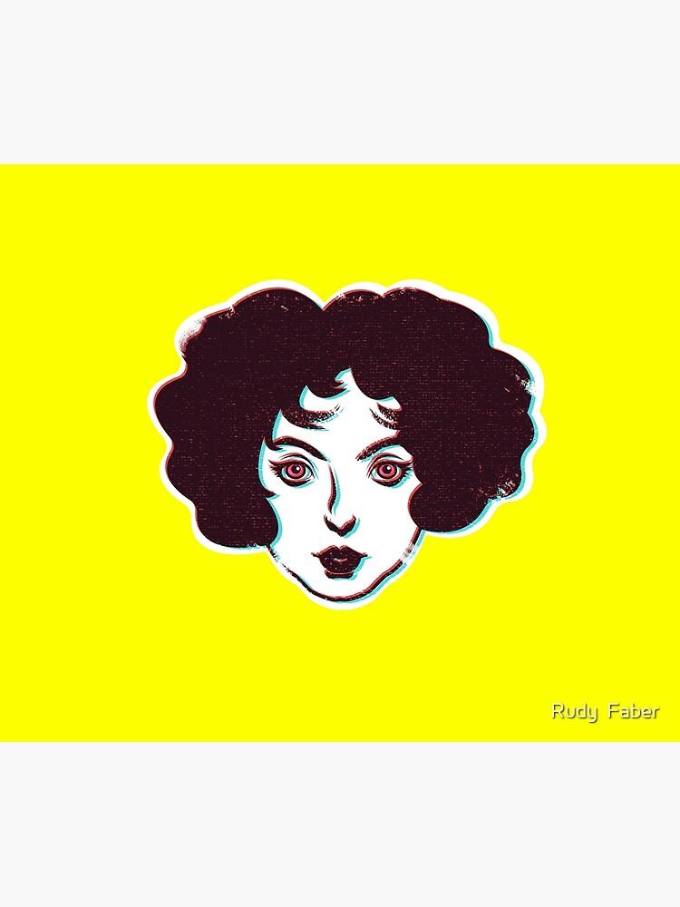 Flapper Head by rudyfaber