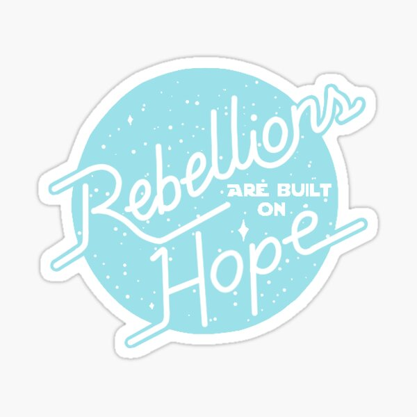 Rebellion Sticker