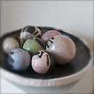 Bowls of Eggs by Anna Henderson