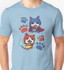 Jibanyan and Fuyunyan T-Shirt