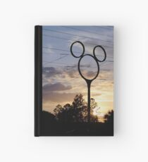 Orlando Sunset Hardcover Journal