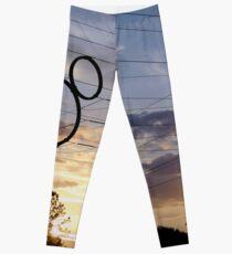 Orlando Sunset Leggings