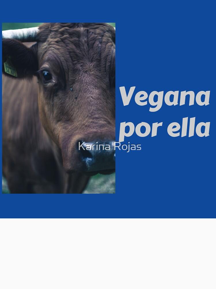 Vegana por los animales de KaryRojas07
