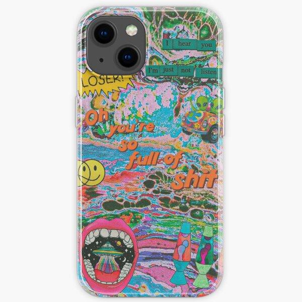 trippy iPhone Soft Case