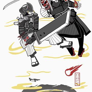 Final Samurai VII by glenoneill