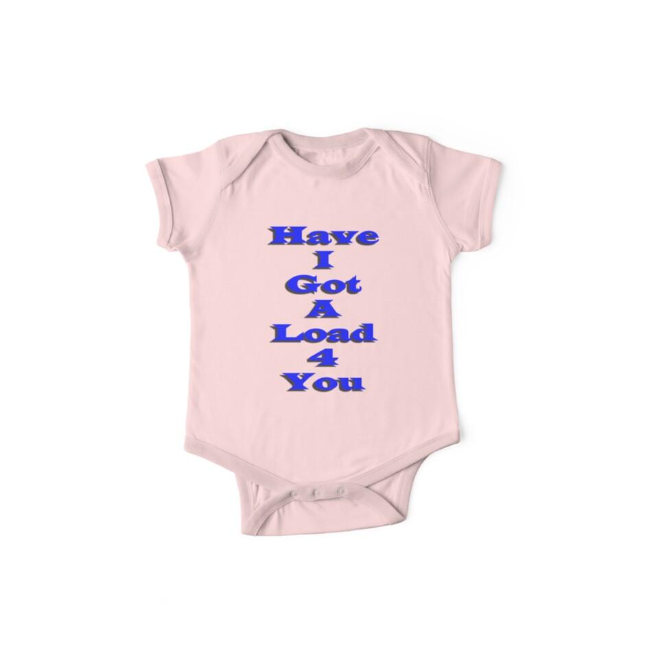 A Baby Load by Geisel Ellis