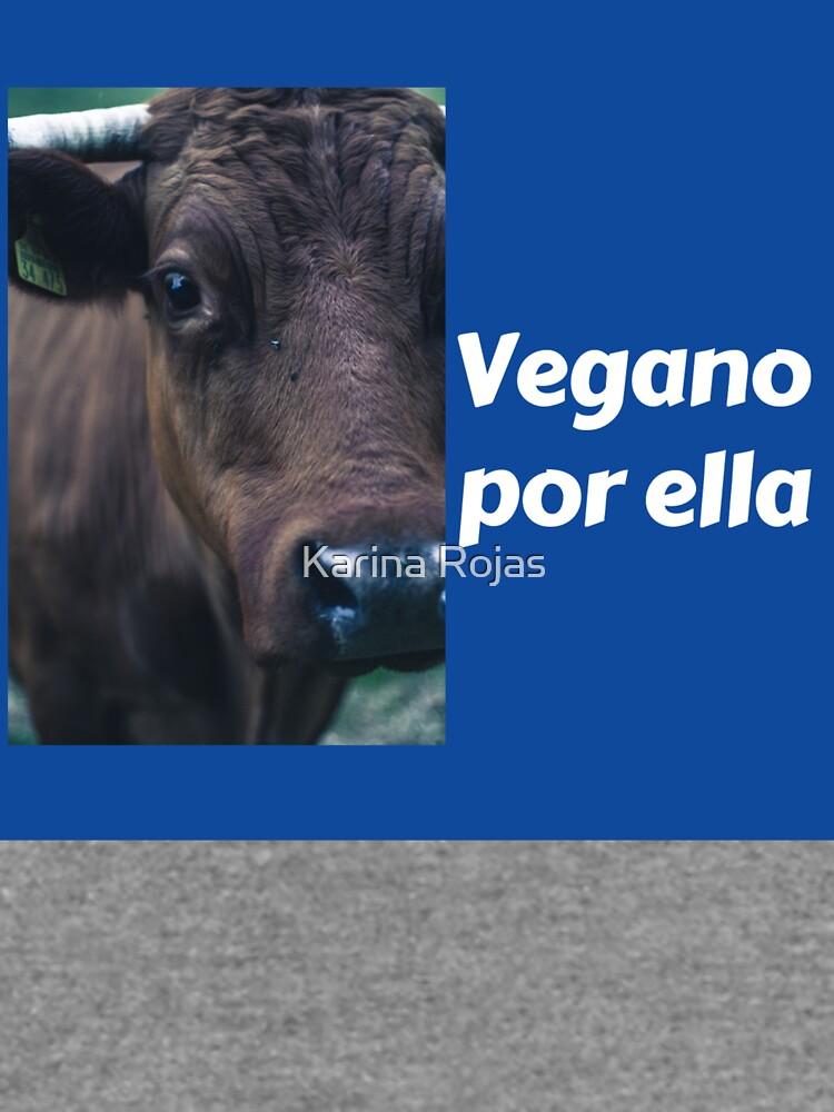 Vegano por ella de KaryRojas07