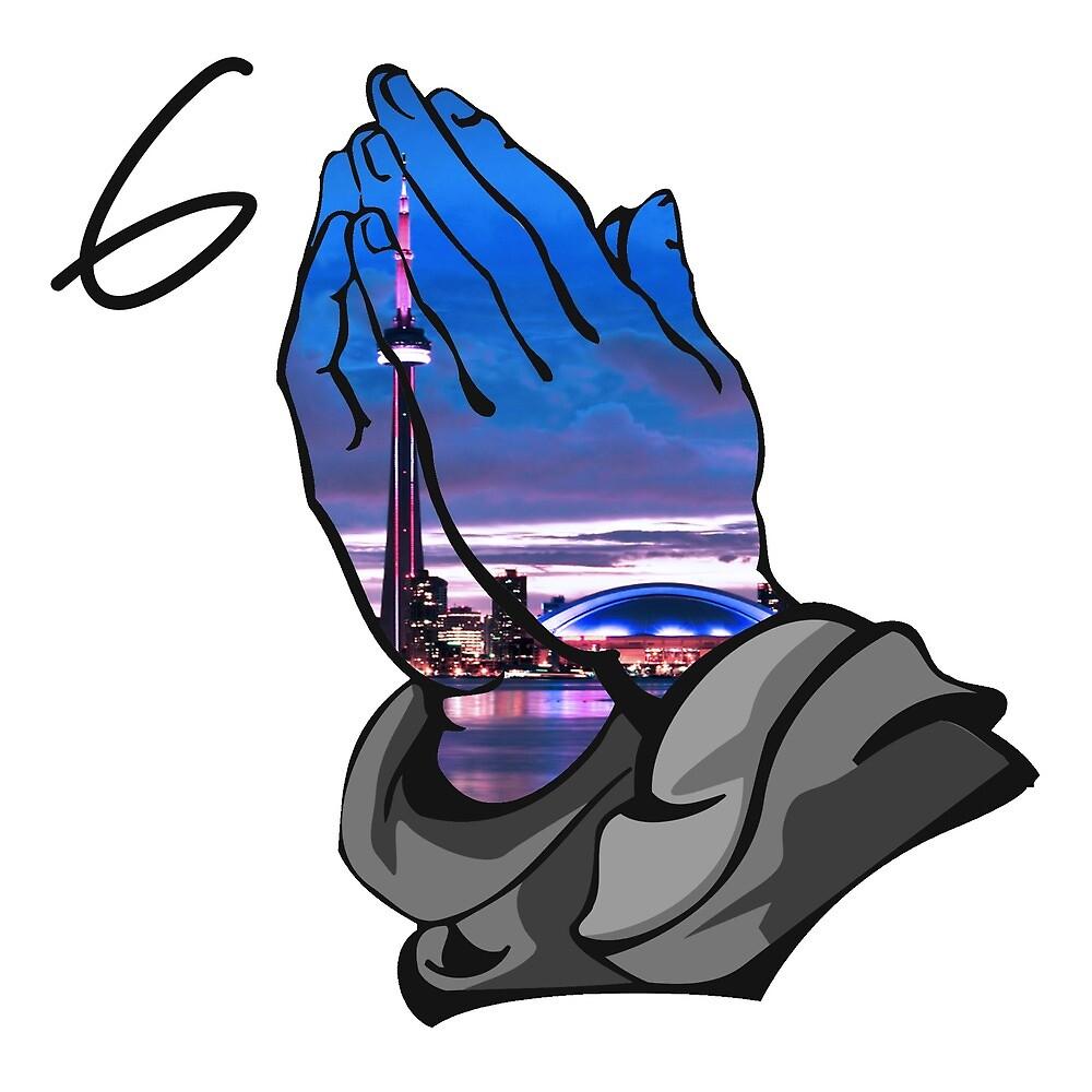 6 God Toronto [Original Work] by FredrikTDG
