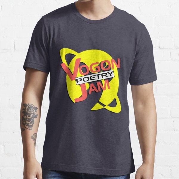 Vogon Poetry Jam (just logo) Essential T-Shirt