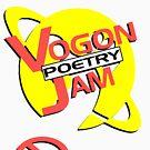 Vogon Poetry Jam by Anthony Pipitone