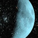 Blue Moon © by Dawn Becker