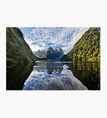 Lámina fotográfica Doubtful Sound 4