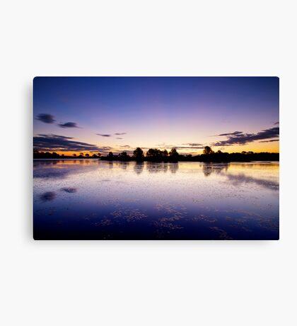 Eastlakes Sunset Canvas Print